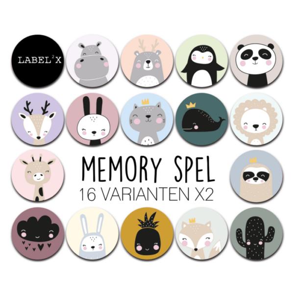 memory beesten