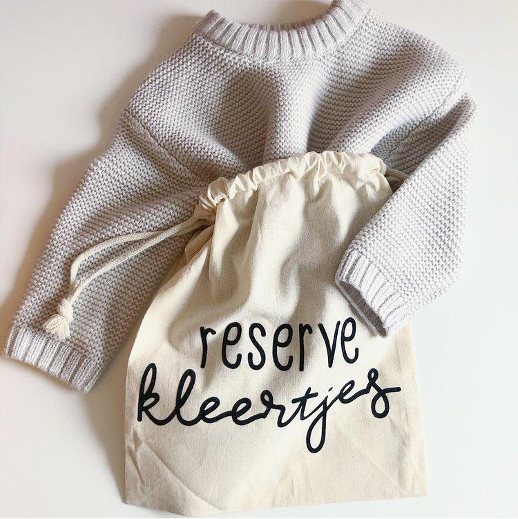 reserve kleertjes sfeerimperessie