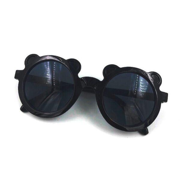 zonnebril beer zwart