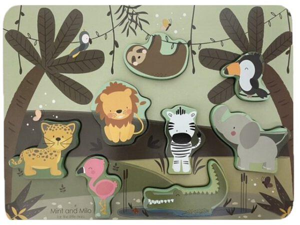 mm puzzle jungle