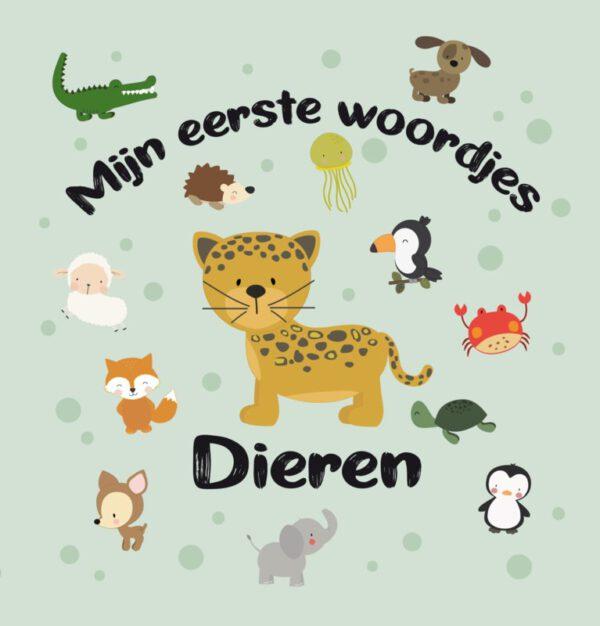 MM mijn eerste woordjes boekje dieren