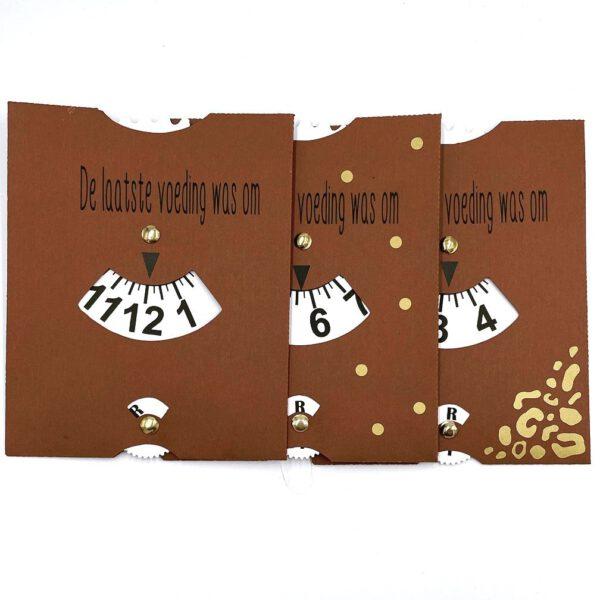voedingskaart chocolat